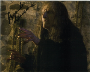 Amanda Lawrence, 'Doomfinger',  Doctor Who - 10 x 8. Genuine Signed Autograph 10549